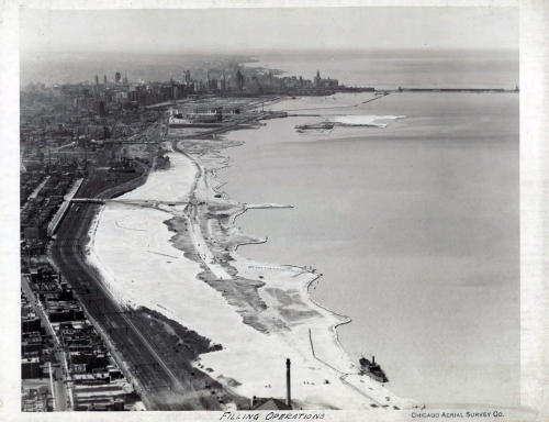 3 - June_15_1928_Filling_Operations_south_lakefront_looking_north